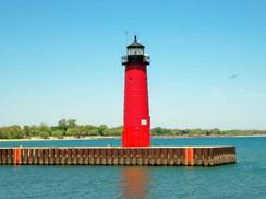Image for Kenosha Pierhead Lighthouse